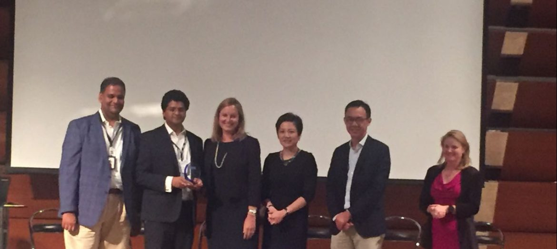 Alpharithm IBM Analytics Award 2017