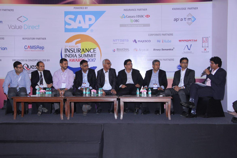 Sri Alpharithm moderating Insurance CIO Panel 4